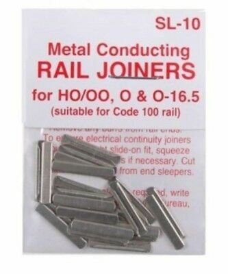 NEW Peco - Rail Joiners from Mr Toys