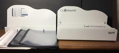 BIND-IT COVERMATE Model CM700 Thermal Binding System Machine HC/SC Covers CM 700