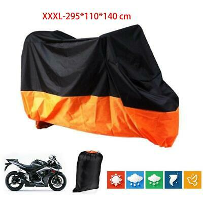 Camo XXL Motorcycle Cover For Honda Interstate Fury Sabre Stateline VT 1300