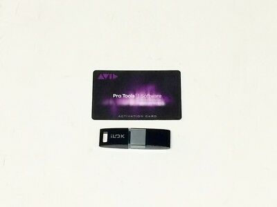 Avid Pro Tools 2018 12 2018 12.8.3 Annual Subscription Software New with ilok2