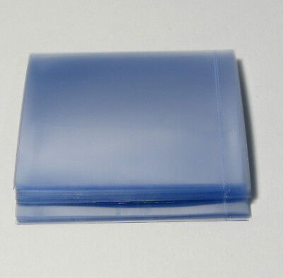1000 Tamper Evident Security Shrink Wrap Bands Perforated Heat Seals 65x55 #9545