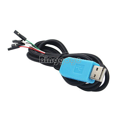 New PL2303TA USB To TTL RS232 Converter Serial Adapter Cable for win XP/7/8/8.1