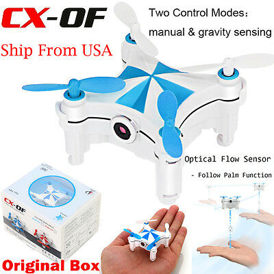 Cheerson CX-OF Optical Flow Sensor Dance RC Quadcopter Slefie WIFI Mini Drone