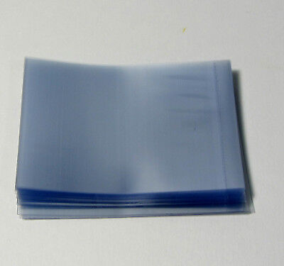 1000 Tamper Evident Security Shrink Wrap Bands Perforated Heat Seals 80x55 #9555