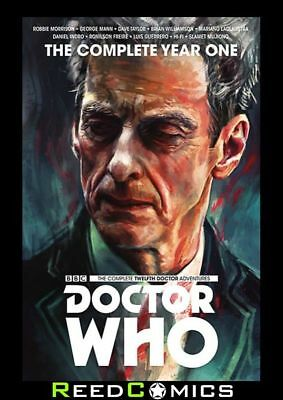 DOCTOR WHO 12TH DOCTOR COMPLETE EDITION YEAR ONE HARDCOVER Hardback Collect 1-16