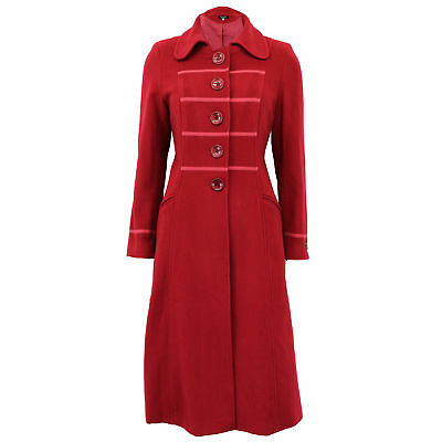 Ladies Wool Cashmere Coat Womens Jacket Outerwear Trench Overcoat Winter  Warm 5a1514b72