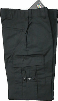 Dickies   EMT  Cargo Pants  Flex Comfort Waist   Black   LP2377BK  Size 30 to 48
