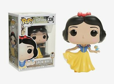 Funko Pop Disney: Snow White Vinyl Figure Item #21716