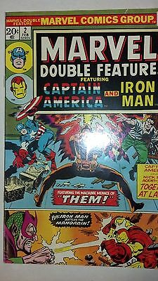 Marvel Double Feature #2, 3, 5, 15
