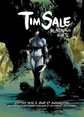 TIM SALE Black and White Edition  Akileos