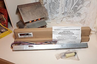BALT5-1300ACTD 1300 Lumen T5 Fluorescent EMERGENSEE with AC Output &TIME DELAY