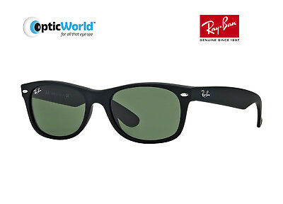 f0202ac2664 Ray-Ban RB2132 NEW WAYFARER - Designer Sunglasses with Case (All Colours)
