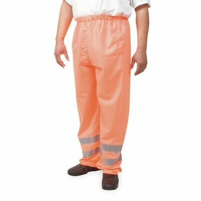 Condor 1Yav6 Safety Over-Pants, Orange Size 40-44 X 33 Inseam
