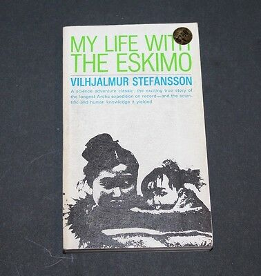 My Life with the Eskimo by Vilhjalmur Stefansson Paperback Book (English)