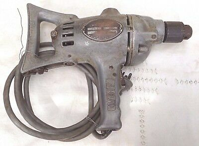 """Vintage Electric Drill """"wolf"""""""