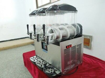 Commercial 3 Bowl Slushy/ Margarita/ Frozen Beverage machine. (NO RESERVE)