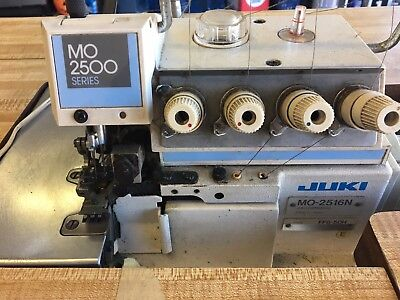 JUKI MO-2516N Overlock 5-thread Sewing Machine