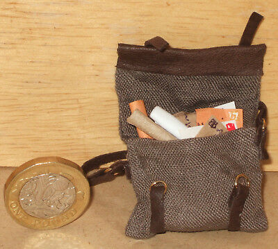 Dolls House - Victorian type postal satchel - 12th Scale