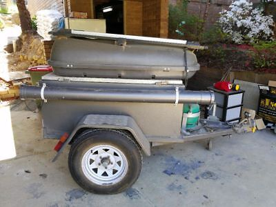 Camping / Fishing Gear Trailer