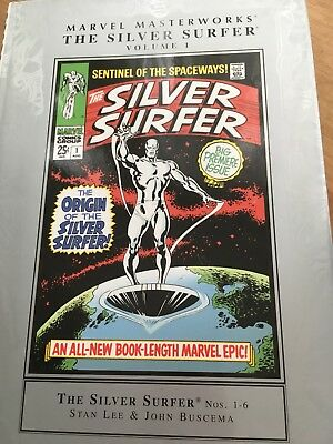 Marvel Masterworks: Silver Surfer Vol. 1 (Hardcover)