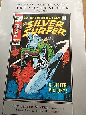Marvel Masterworks: Silver Surfer Vol. 2