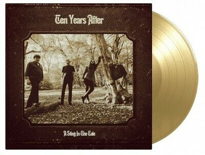 Ten Years After Sting In The Tale MOV ltd #d 180gm GOLD vinyl LP NEW/SEALED