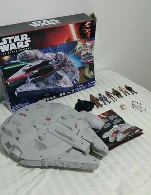 Star Wars genuine Millenium Falcon bundle WILL POST
