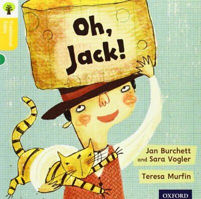 Oxford Reading Tree Traditional Tales: Level 5: Oh, Jack! by Thelma Page, Jan...