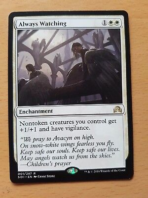 Always Watching [MTG - NM] [free next day delivery]
