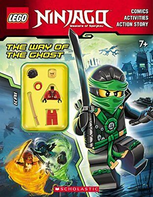 The Way of the Ghost (Lego Ninjago: Activity Book with Minifigure) by AMEET...