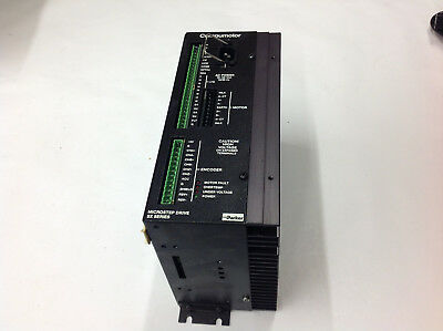 Parker SX57-51 SX6 Compumotor Microstep Drive.  USED
