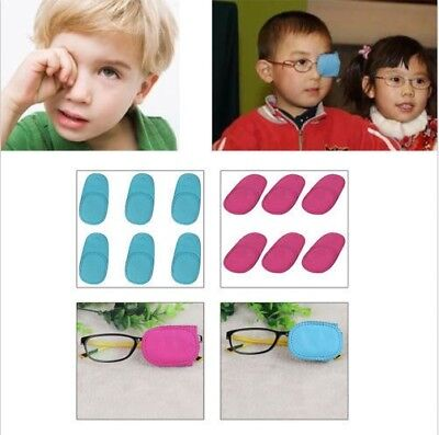 Amblyopia Eye Patch Kids Medical Strabismus Lazy Eye Orthoptic Occlusion Therapy