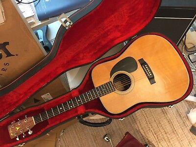´78 Yairi YW130 - very good condition - international shipping - vintage