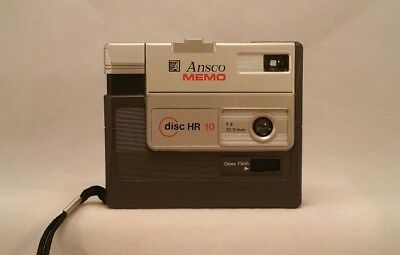 ANSCO MEMO, DISC HR10, CAMERA, Good condition Low Price Make offer