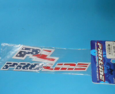 Proline American Pride Decal Sticker 9507-00 RC Part