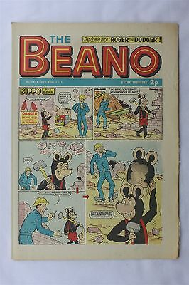The Beano 1528 October 30th 1971 Vintage Comic Dennis The Menace Biffo The Bear