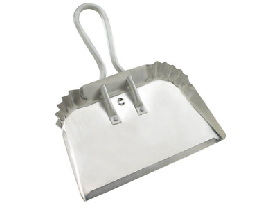 Quickie 17 in. Metal Aluminum Cleaning Heavy Duty Dust Pan Dustpan New