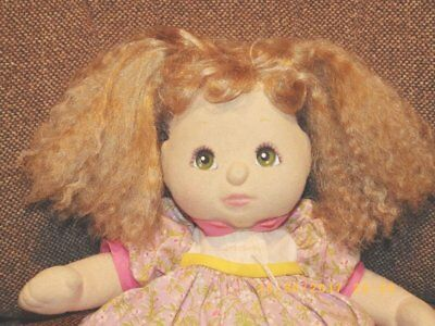 My Child Doll, Rare Strawberry Blonde Aussie '88