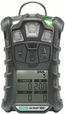 MSA Safety 10107602 ALTAIR 4X Multigas Detector (LEL, O2, CO, H2S) Charcoal