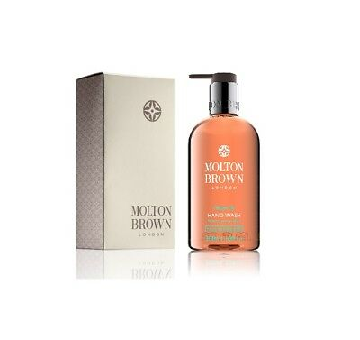 MOLTON BROWN (Formerly Heavenly) Gingerlily Liquid Hand Wash 300ml in Gift Box