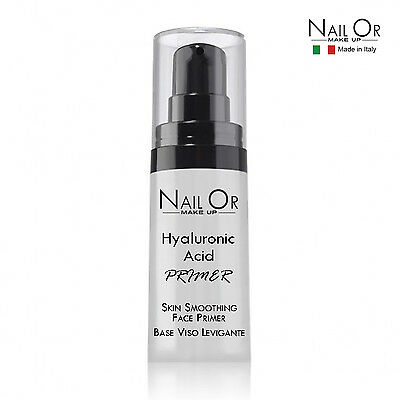 Primer Viso All'acido Ialuronico Filler Trasparente- Hyaluronic Acid Primer Base