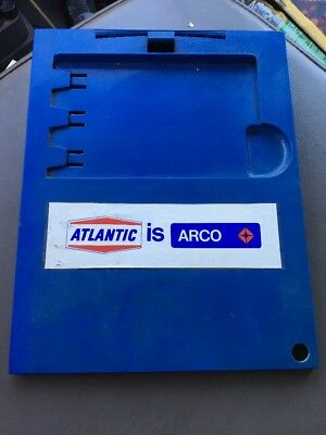 Vintage Atlantic Arco Credit Card Clipboard Rare