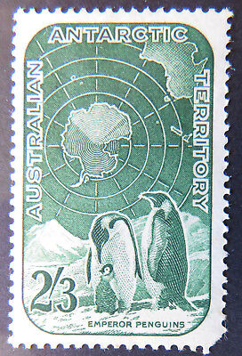 1957 AAT Pre Decimal Stamps: Predecimal Definitives - Single 2'3 - A5 MNH