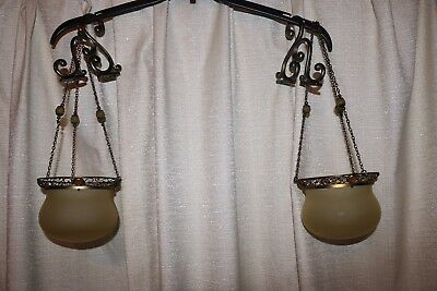 Party lite hanging candle holders
