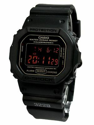 Casio G-Shock Men's Classic Collection watch DW-5600MS-1DR