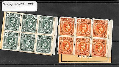 Lot of 34 Jamaica MNH Mint Never Hinged & Used Stamps #104143 X R