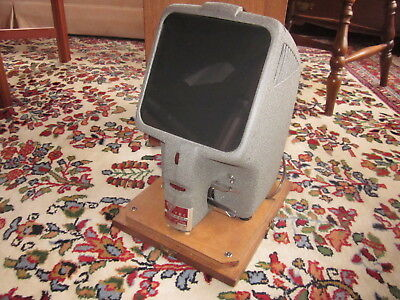 Project or View Slide Projector