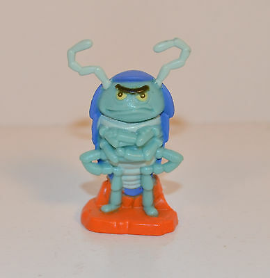 "2"" Tuck or Roll Frown on Stand Base PVC Action Figure Disney Pixar A Bug's Life"