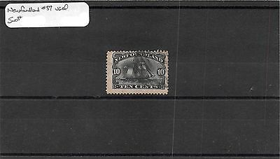 Lot of 3 Newfoundland Canada Scott # 59 171 198 Used Stamps #95762 X