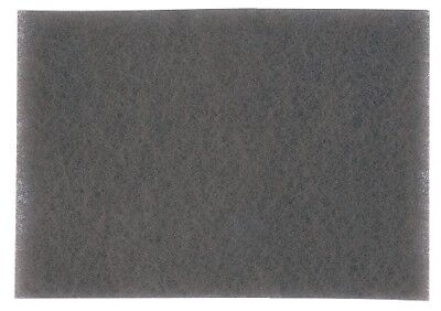 3M 07448 Scotch Brite Ultra Fine Hand Scuff Pad, Gray, Single Pad